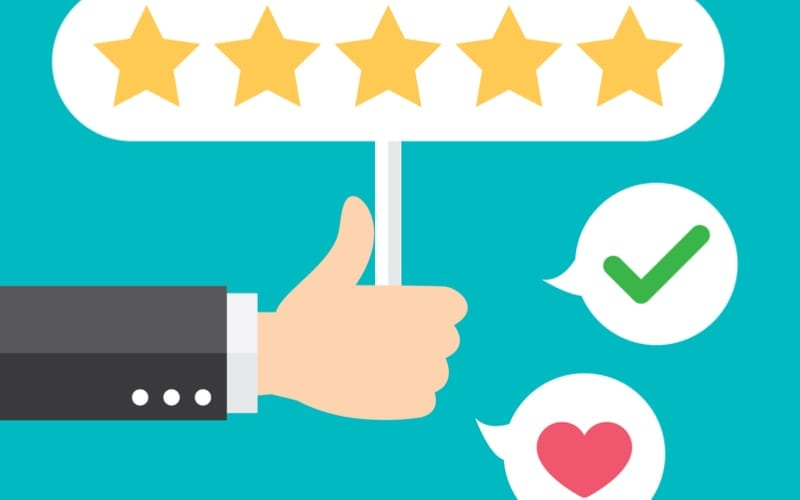 Positive Reviews