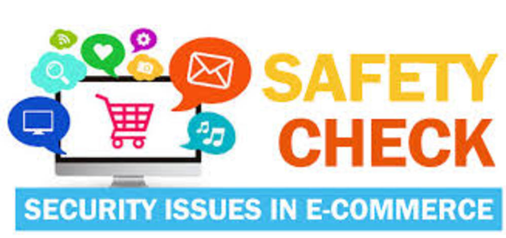 Security Issues E-Commerce Faces